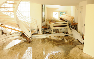 Water Damage Repairs: Better Left to the Pros?
